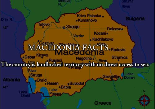 So you heard about Macedonia before, you heard about Alexander the Great and you heard about this nation being mentioned in history books. However you also see it here on this Slavic website, and you probably ask yourself what is with this Macedonia.