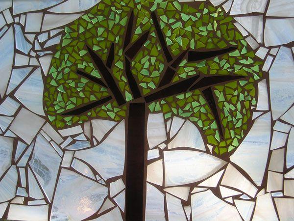 Mosaiikkipuu