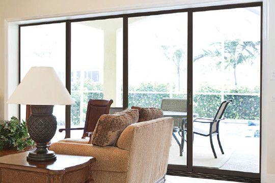 MultiSlide Doors | Loewen Windows & MultiSlide Doors | Loewen Windows | door detail | Pinterest | Doors