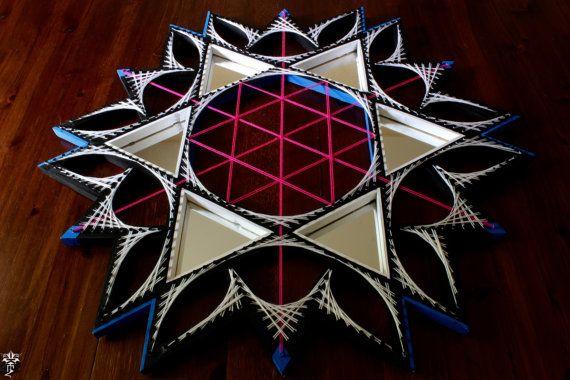 Swan DX String arte mestiere di legno verniciatura UV di KevEtsy