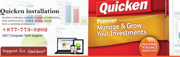 How to get an instant help for the errors of Quicken installation