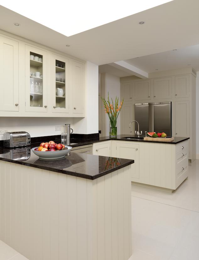 Best Harvey Jones Shaker Kitchen Handpainted In Farrow Ball 400 x 300