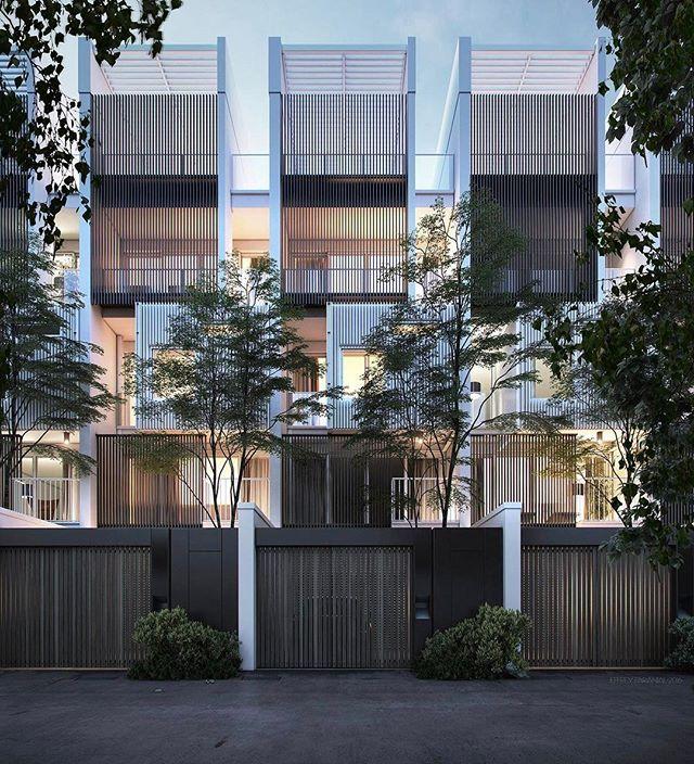 Exterior Home Design Software: Share House Faranial Jeffrey Software: SketchUp