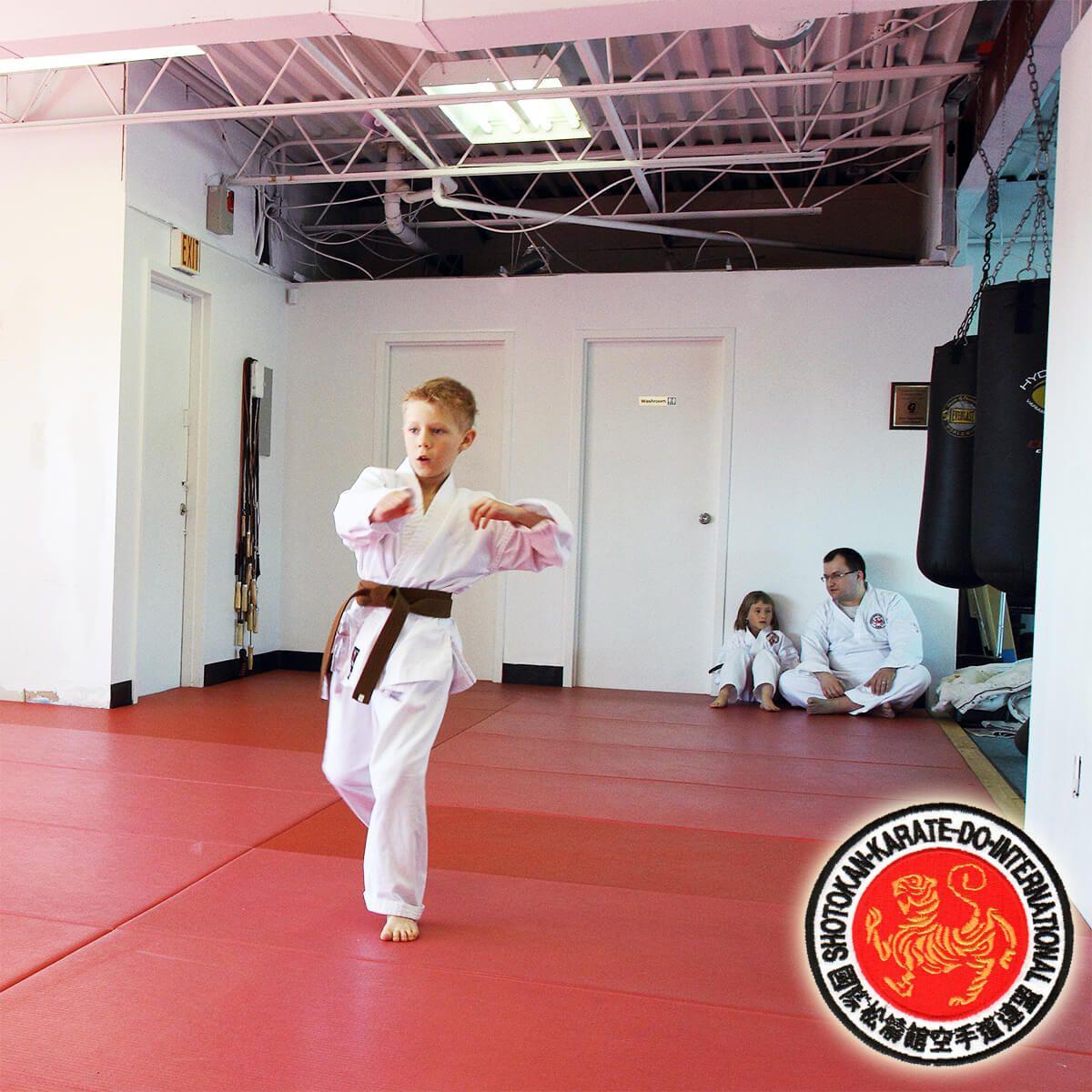 Karate classes for children in ottawa karate classes