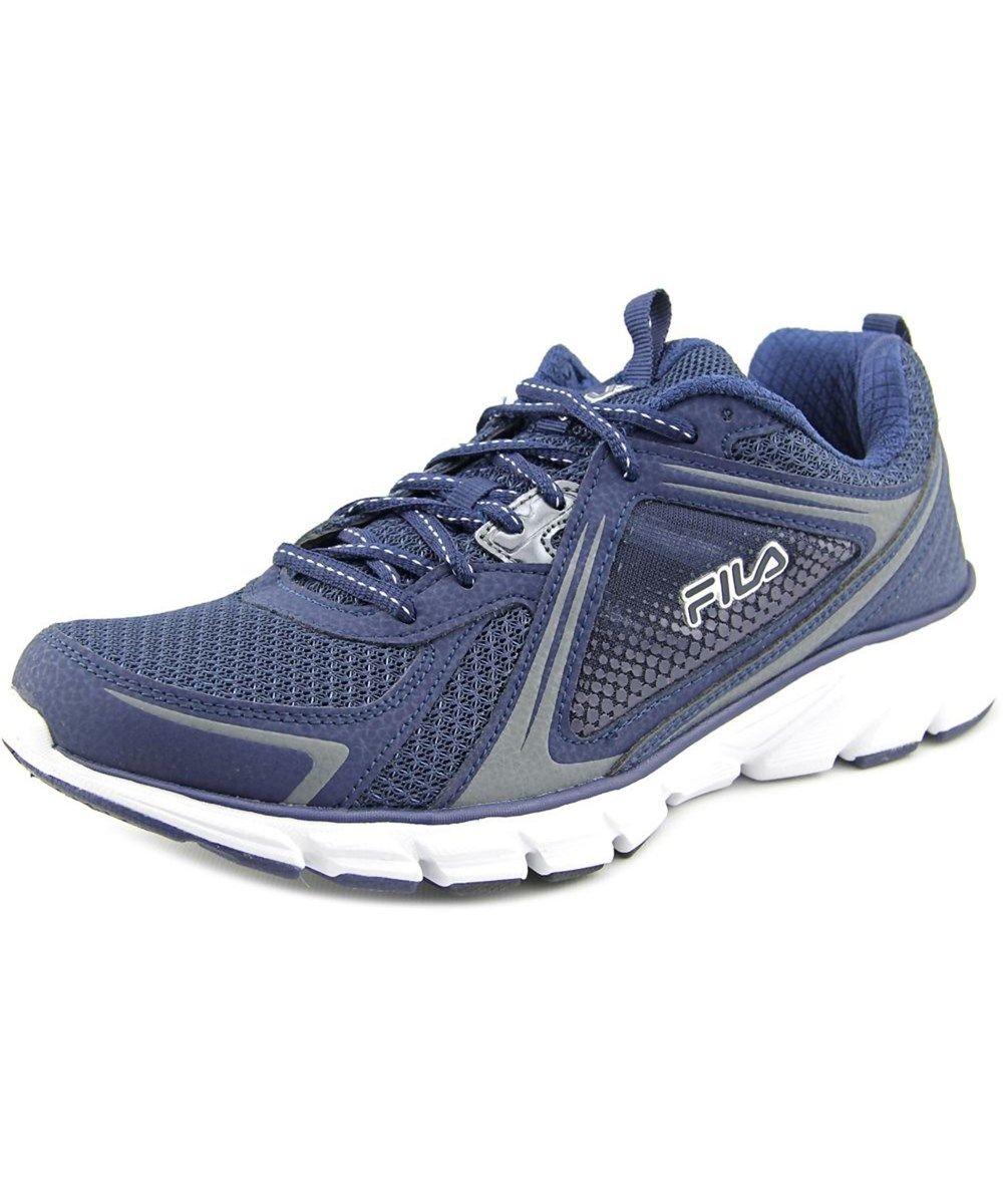 FILA Fila Threshold 2 Men Round Toe Synthetic Blue Running