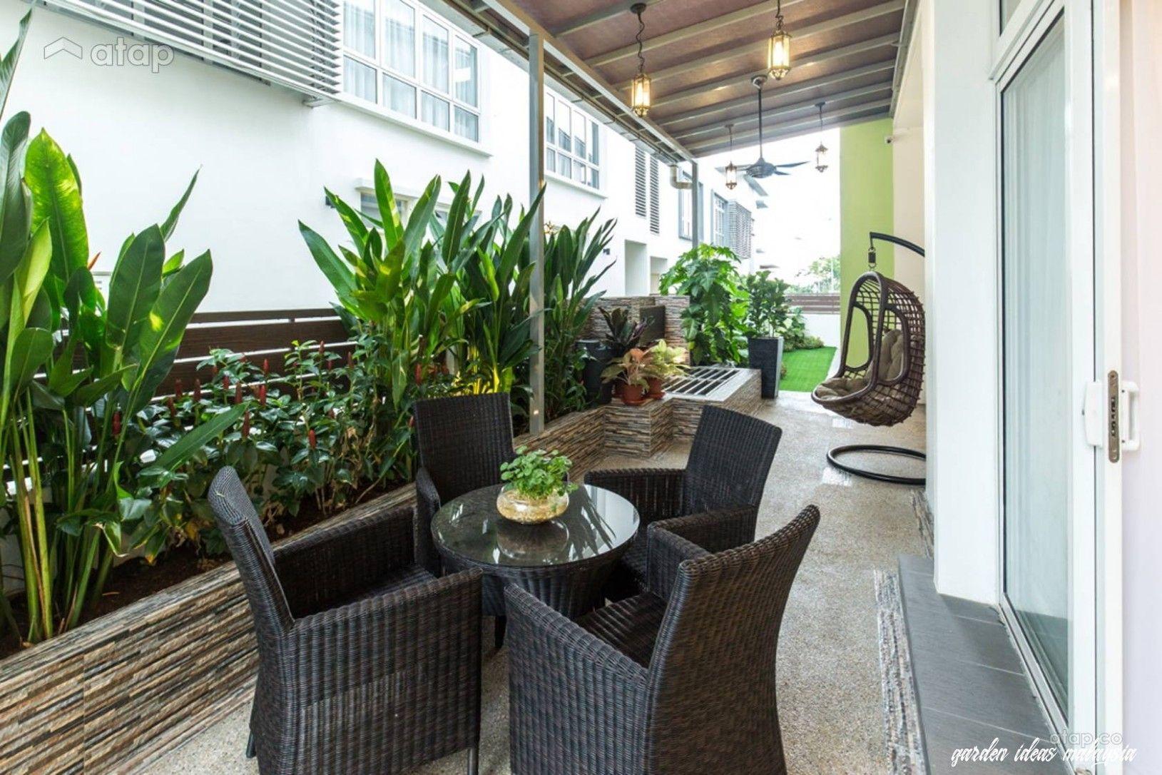 6 Garden Ideas Malaysia In 2020 Small Garden Landscape Design Bungalow Design Home And Garden