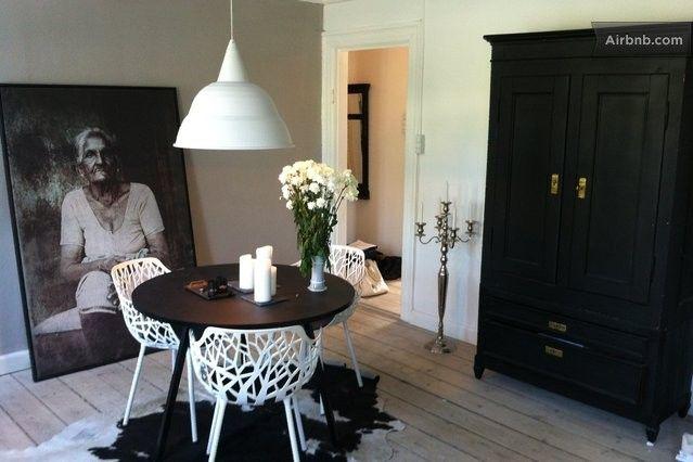 Rent the coolest apartment with the best location in Inner Nørrebro in Copenhagen!