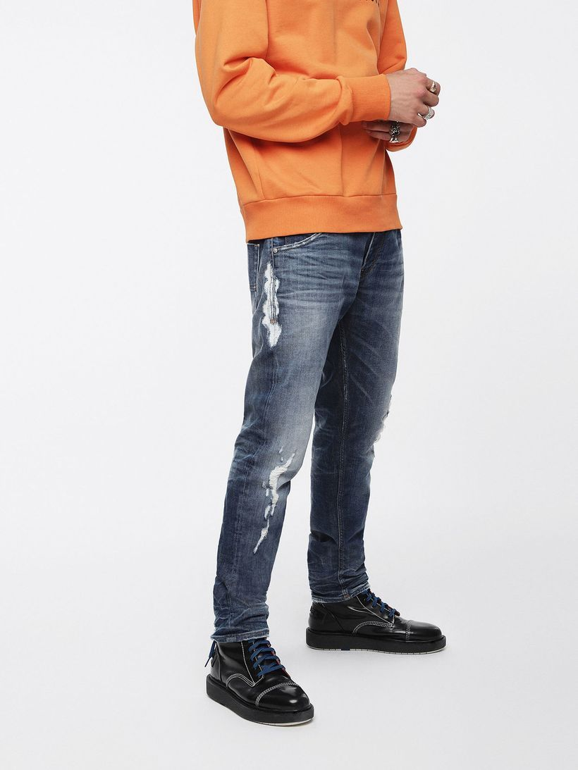 7aa6da38 Diesel - Krooley Sweat Jeans | Diesel | Pinterest | Diesel and Jeans