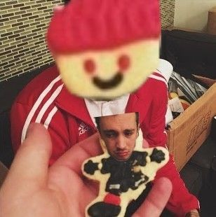 I saw a Josh one of these but not a Tyler..... so I made one