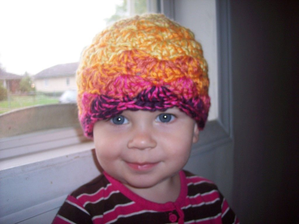 Free crochet pattern free crochet hats scarves and mitt ravelry toddler shell beanie pattern by corina gray bankloansurffo Gallery