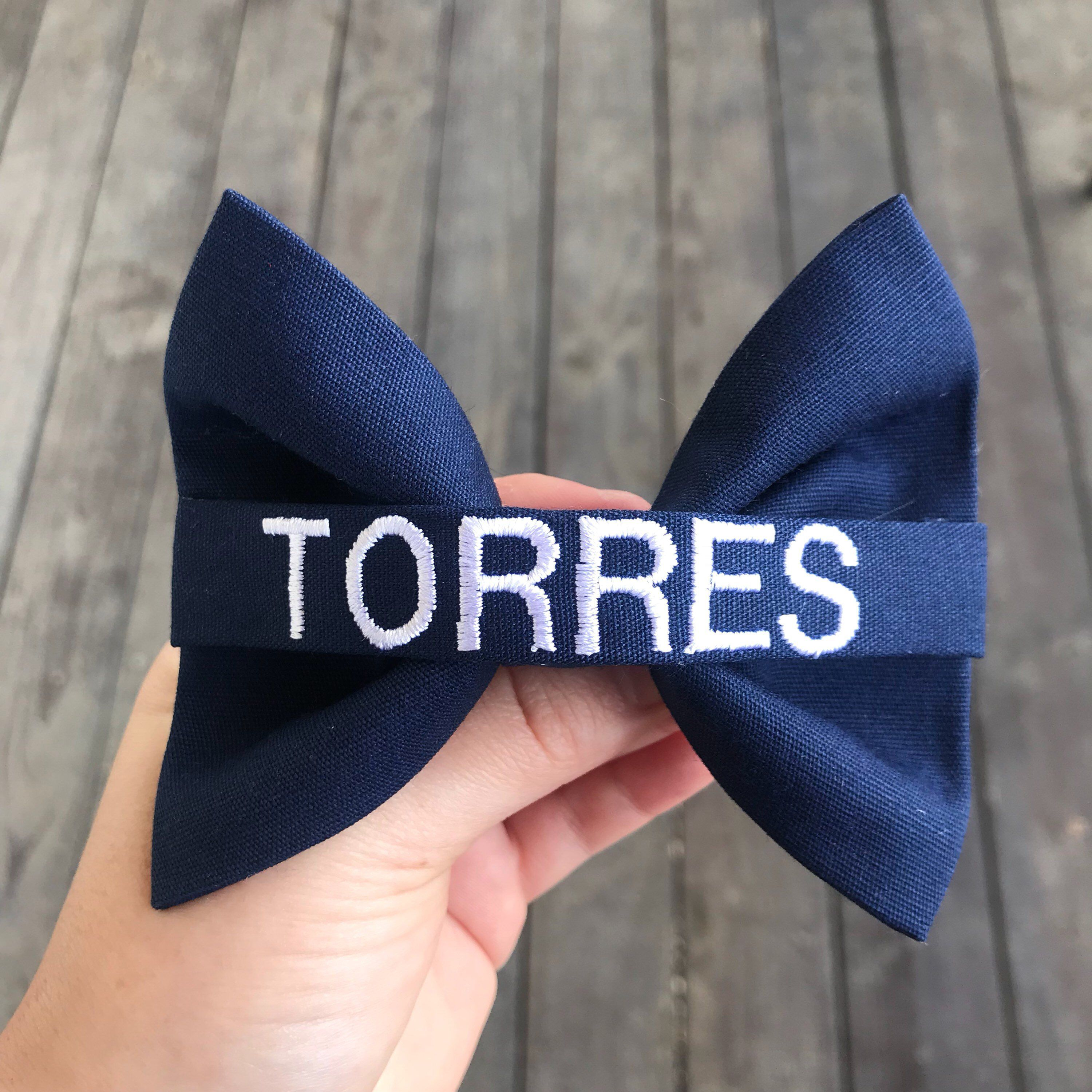 Nametape Bow In Coast Guard Odu Personalized Military Bow Uscg