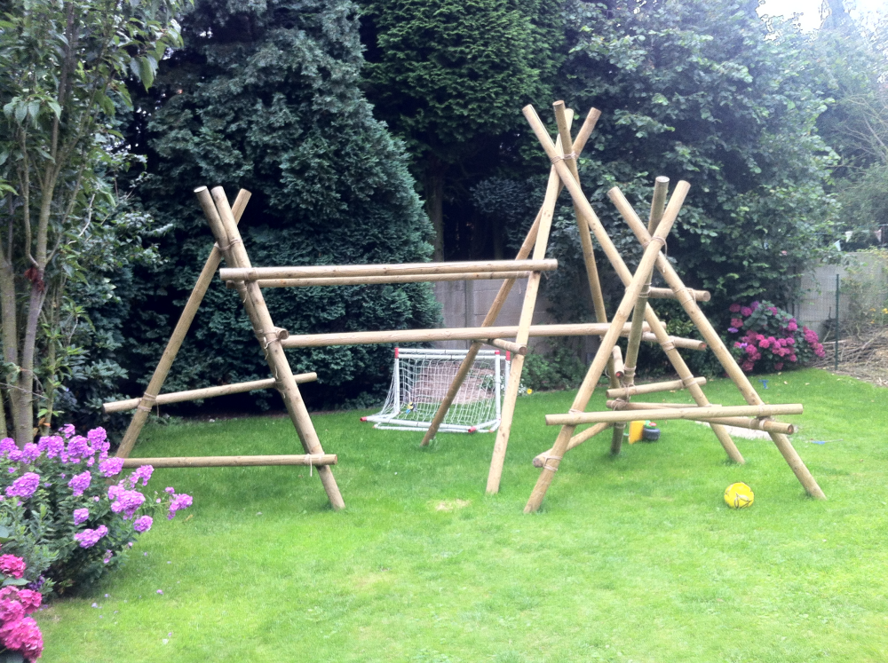 anthony.liekens.net uses pioneering concepts to build climbing frame ...