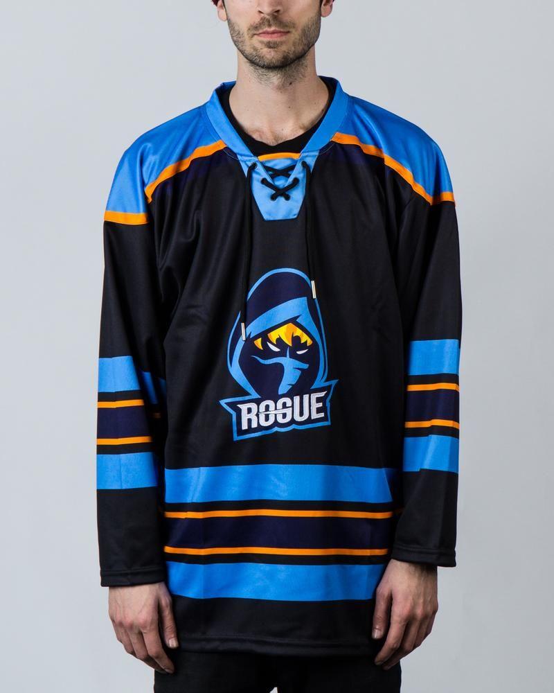 Rogue Classic Hockey Jersey Hockey Jersey Jersey Hockey