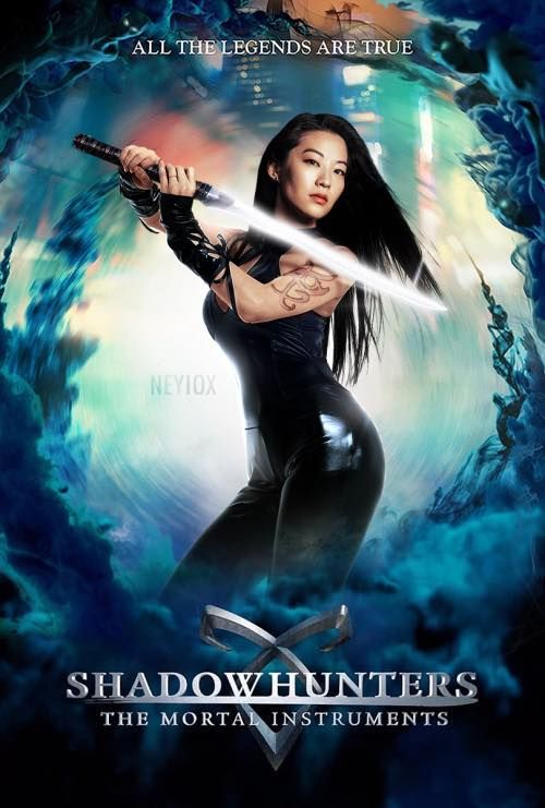 The Infernal Devices Quotes Wallpaper Tmi Arden Cho Playing Aline Penhallow In