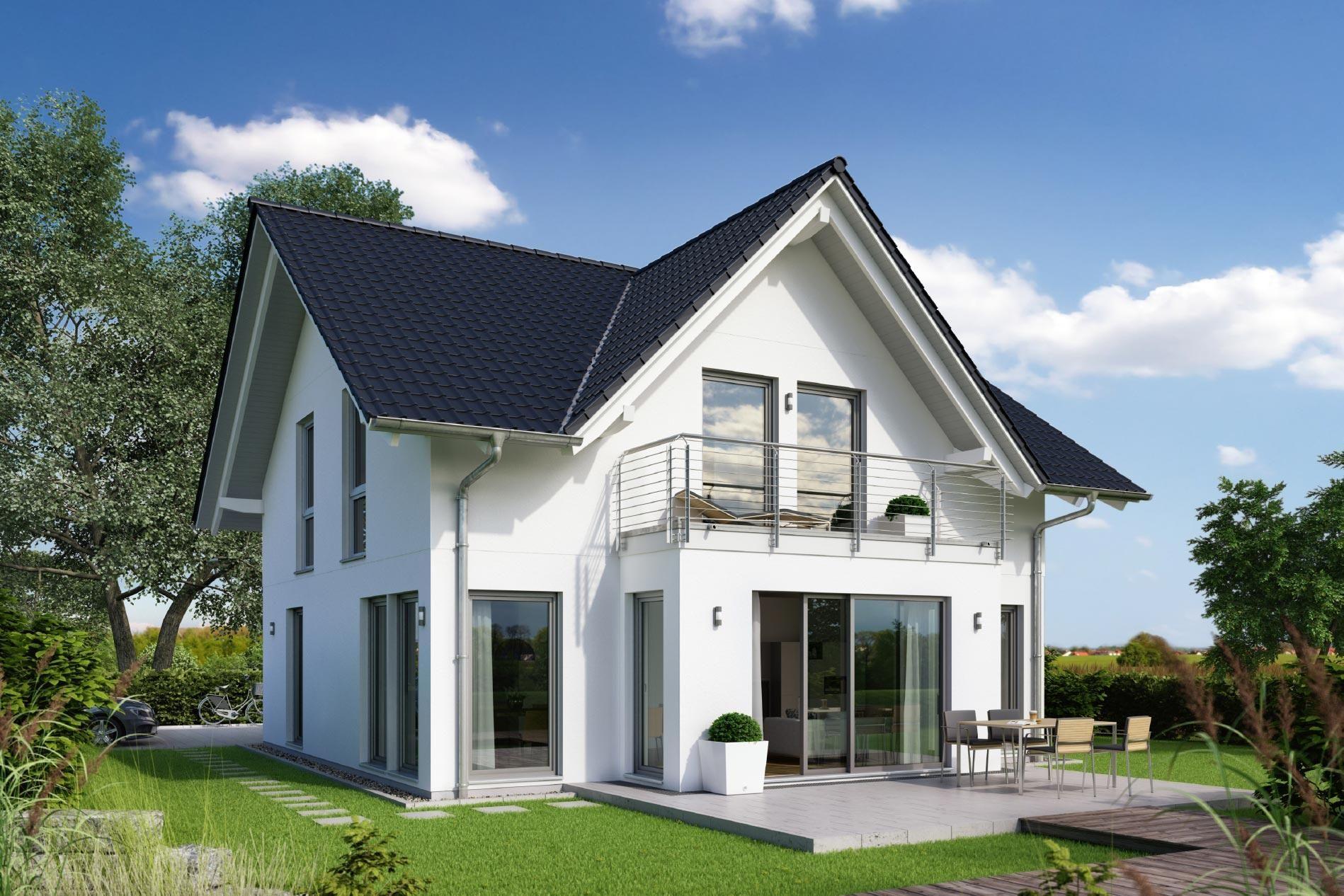 Fertighaus mit Erker Schwörer haus, Haus, Style at home