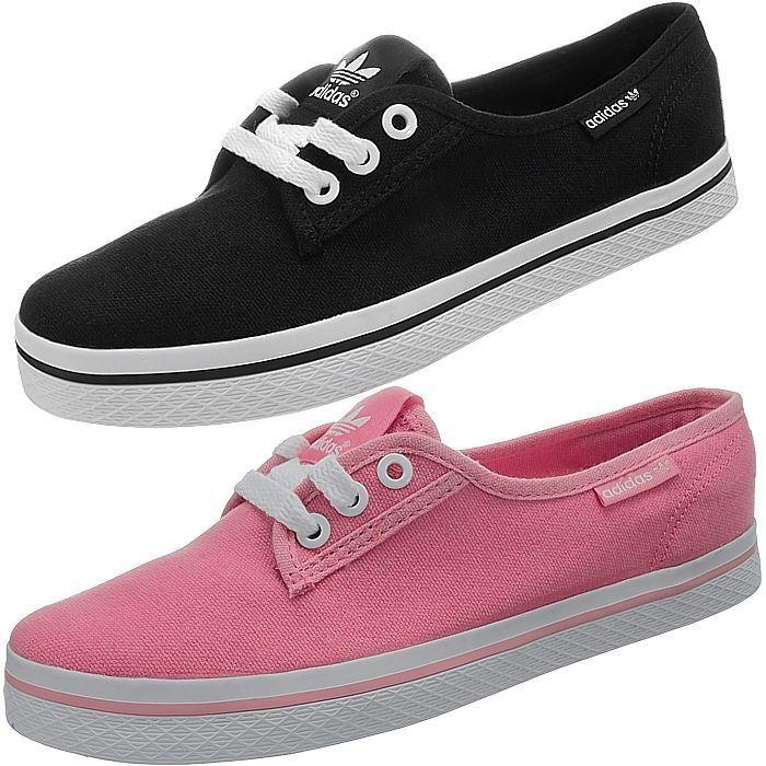 adidas originals honey plimsole sneakers rosa