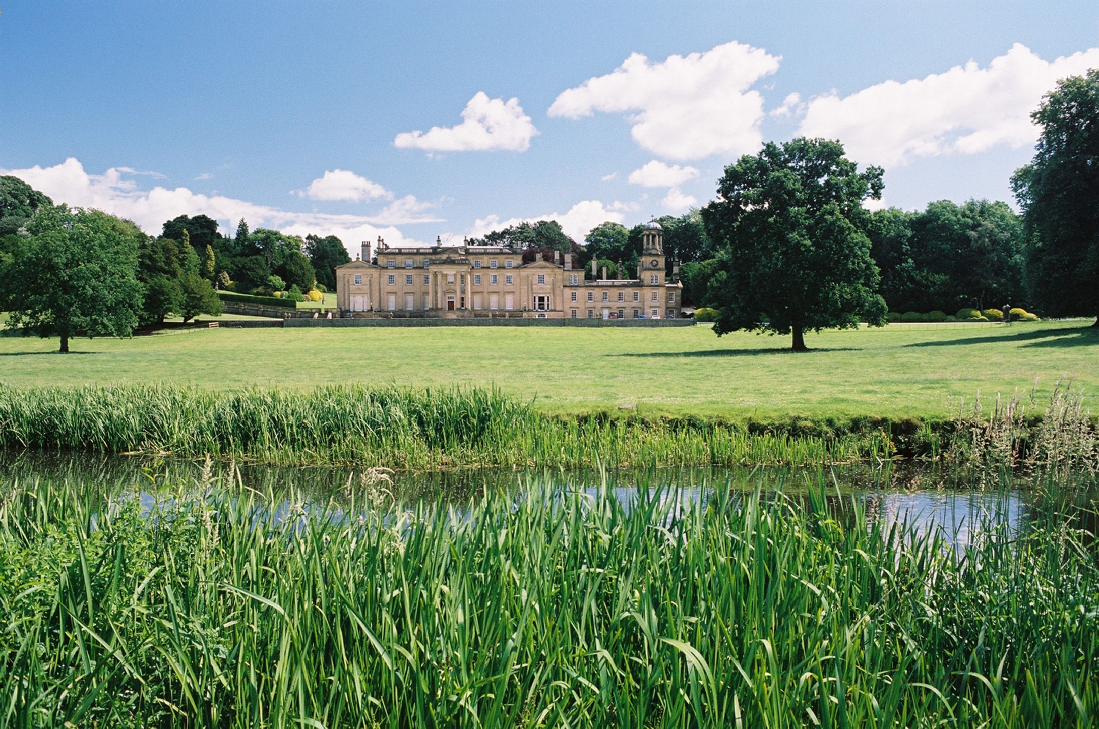 Broughton hall this is england pinterest hall and castles