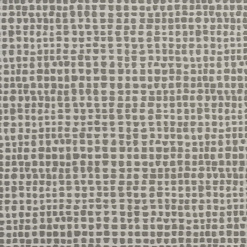 Grey And White Abstract Damask Upholstery Fabric Damask