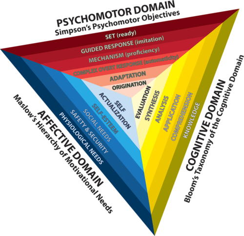 Bloom S Taxonomy Affective Domain The Complete Encyclopedia Of Skiing Epicski Skiing Glossary Learning Theory Educational Theories Diversity In The Classroom