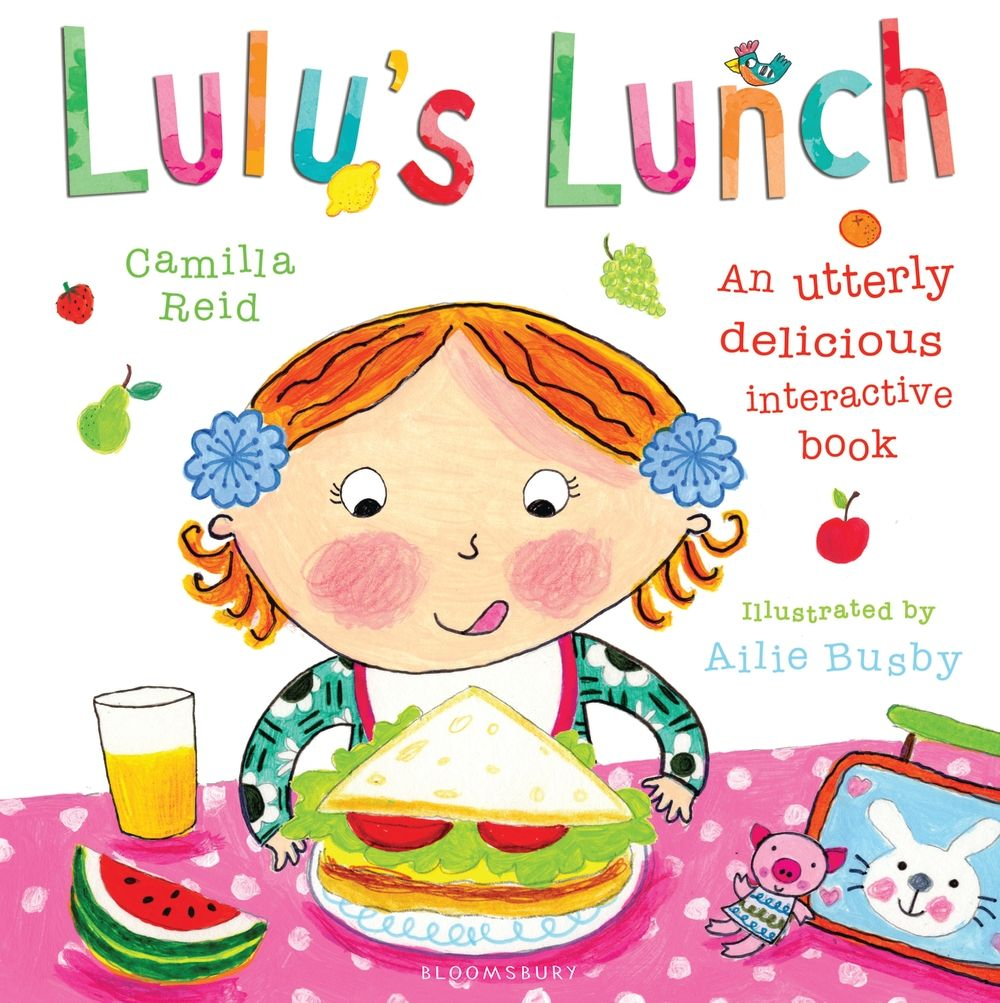 An action-packed activity book perfect for all toddlers, picky eaters or  not. With robust tabs and novelty elements, Lulu's Lunch is an ideal  mealtime ...