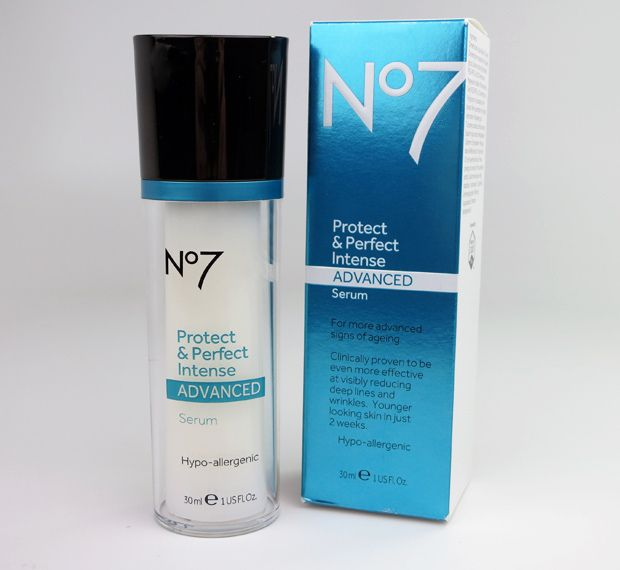 Boots No7 Protect Perfect Intense Advanced Serum Review No7 No7 Skincare Skin Care