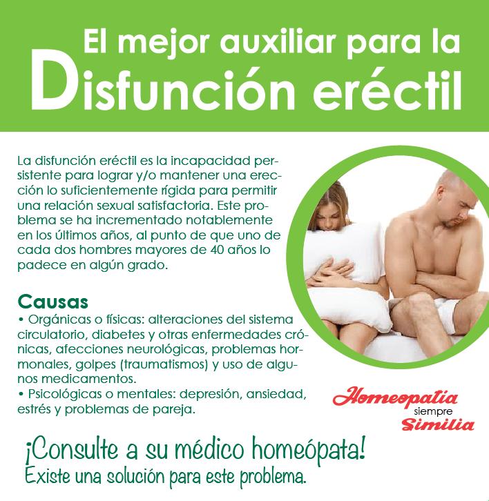 tratamiento de la disfunción eréctil neurológica