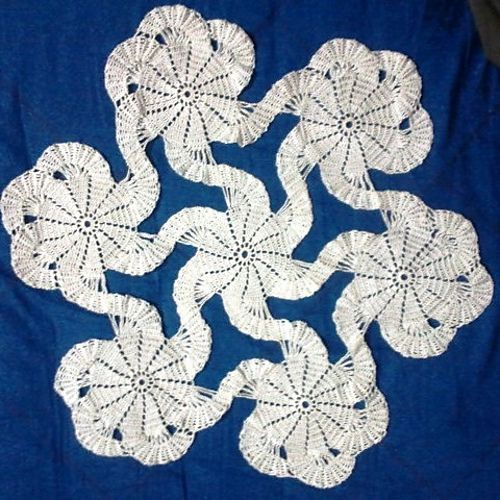 Ravelry: Galaxy Cluster Doily pattern by Susan Palmer   crochet ...