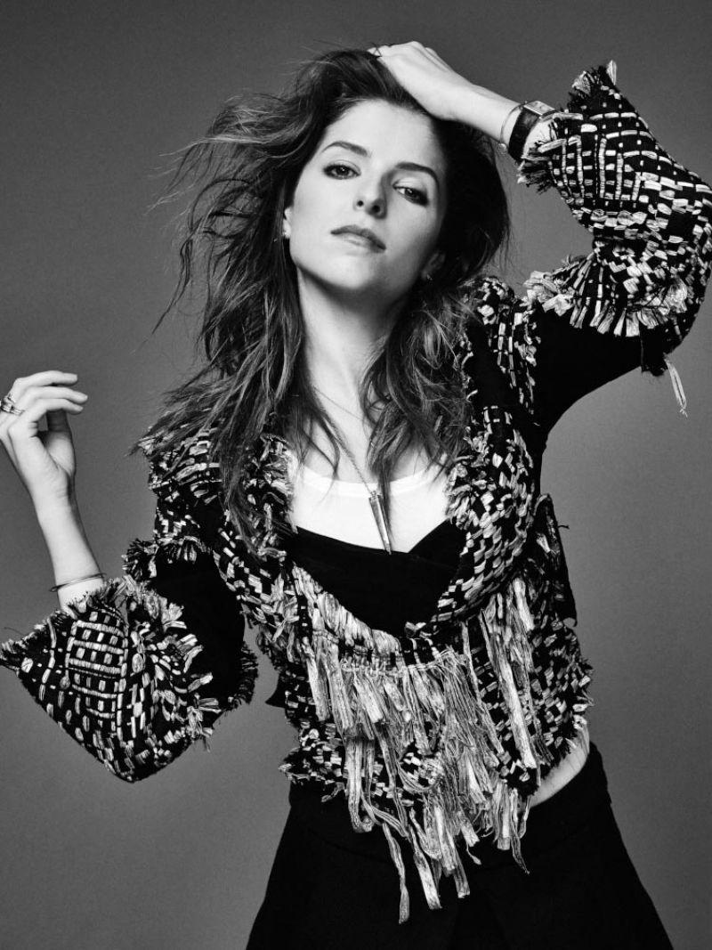 Anna Kendrick Nylon Magazine February 2015 Photos CelebsLA