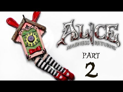 Alice Madness Returns - Psychedelic Necklace - PART 2 - YouTube