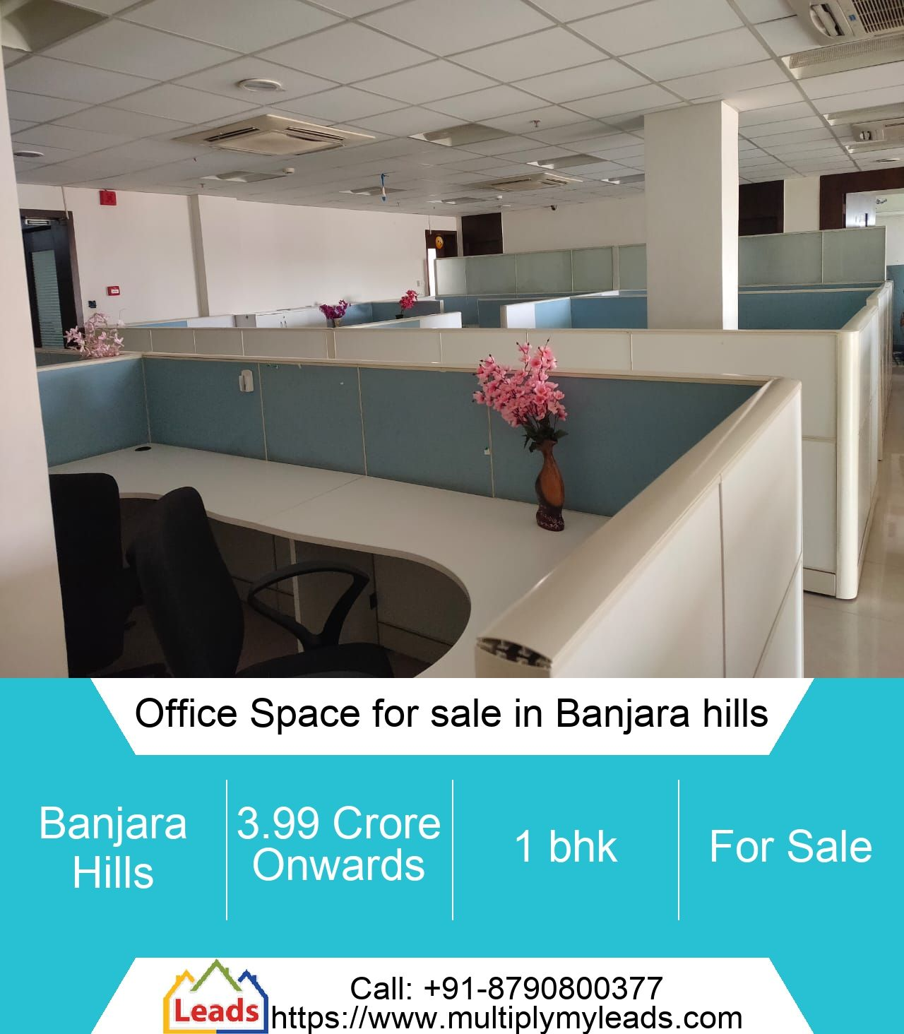 Office For Sale 4 06 Cr In Office Space For Sale In Banjara Hills Banjara Hills 4000 0 Sq Feet Built Up Area Of This Prop Flooring Types Of Flooring Property