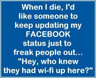 Facebook Funny!