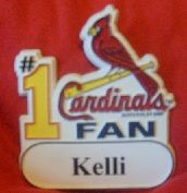 #1 Cardinals fan! - yes I have the same magnet