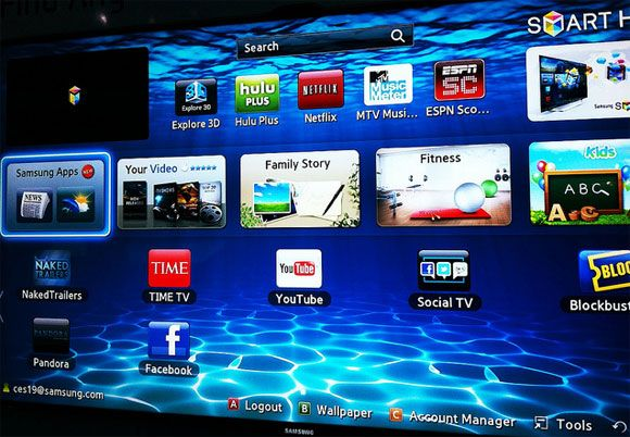 Pin by linterest on For the Home Samsung smart tv