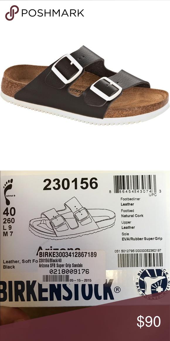 worn Birkenstock Arizona sandal