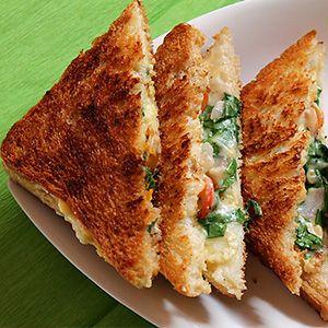 Spinach potato sandwich palak aloo sandwich recipe indian food spinach potato sandwich palak aloo sandwich recipe indian food recipe vegetarian recipe forumfinder Images
