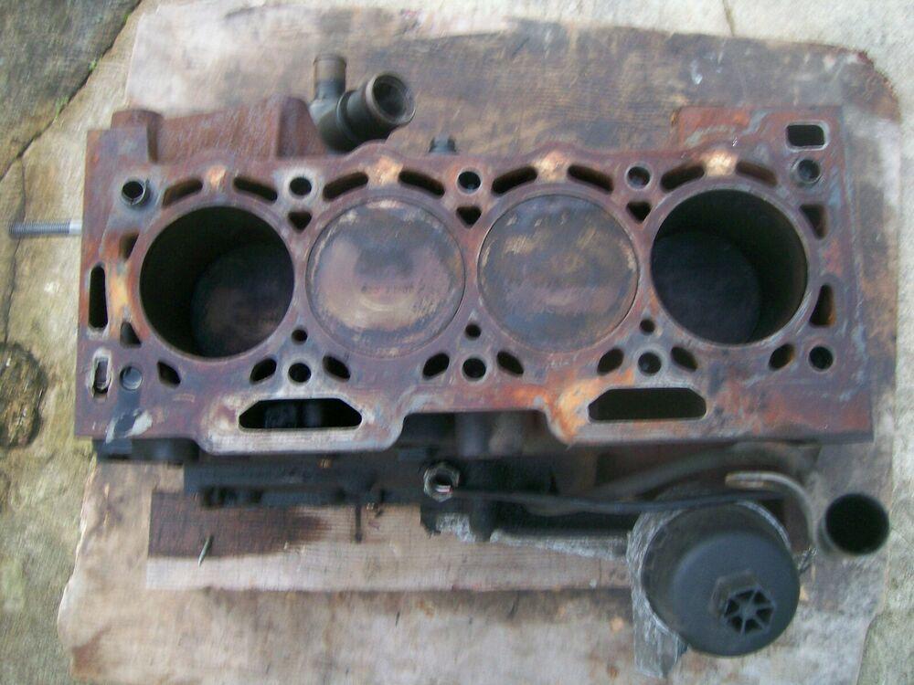 Peugeot 207 Engine Block Crankshaft Piston Rings Sump Tu5jp4 9656769580 Peugeot Citroen Relay Engine Block