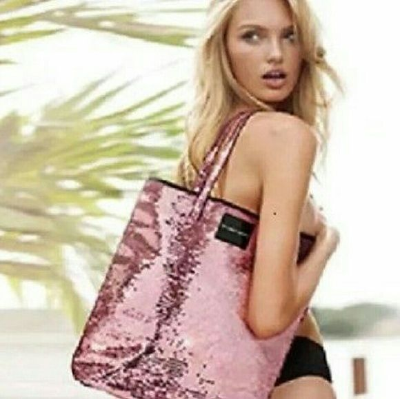 Victoria Secret Tote Nwot in great condition/ price is firm!!! Victoria's Secret Bags Totes