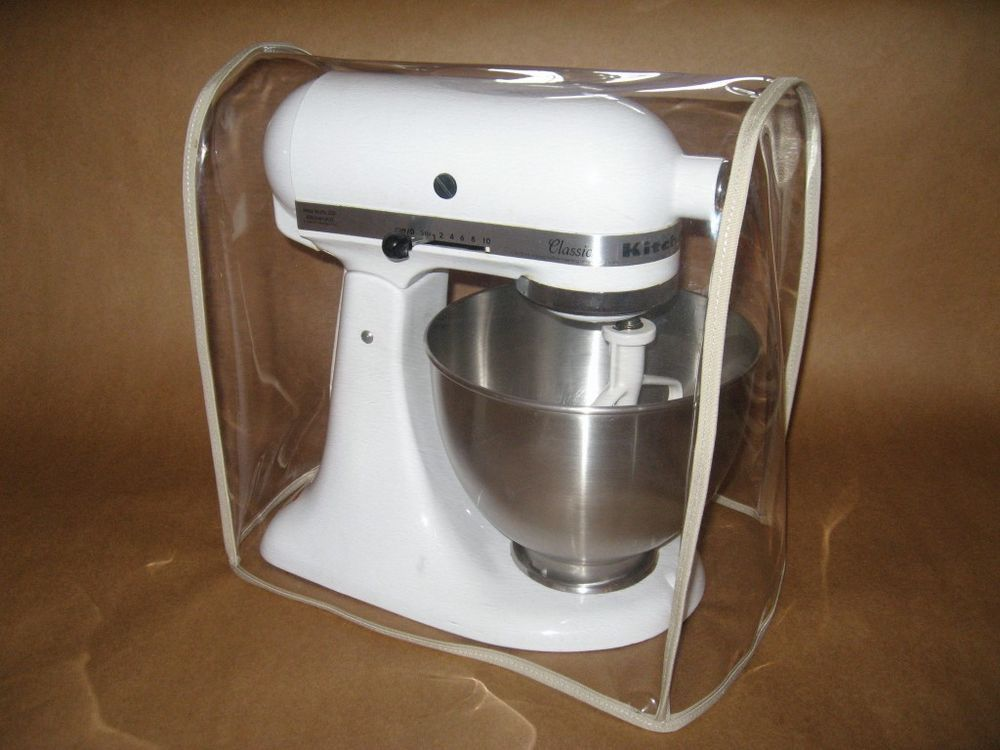 Details About CLEAR MIXER COVER Fits KitchenAid Artisan