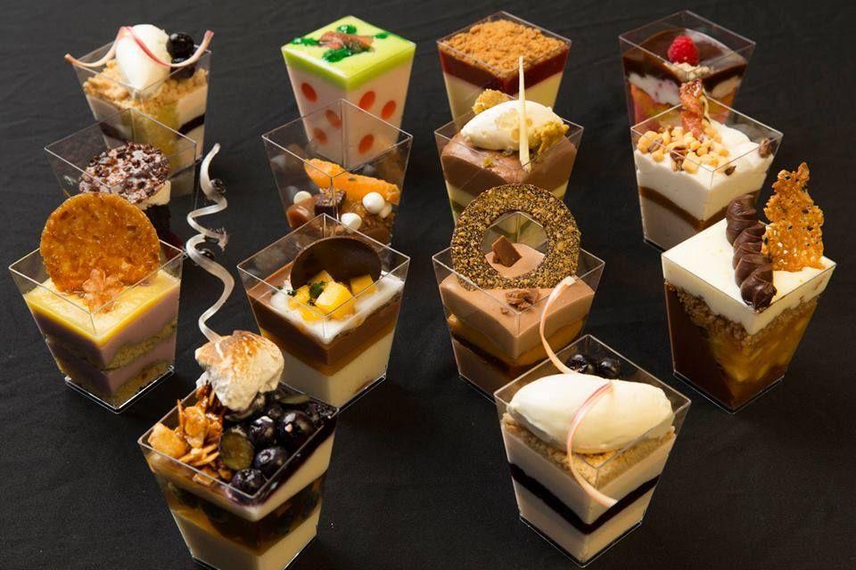 mini dessert cup recipes - Google Search