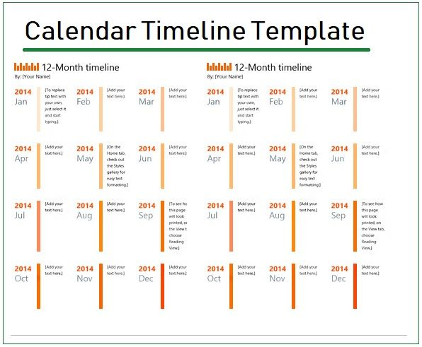 How To Create Chart L Business Plans Project Timeline Template And