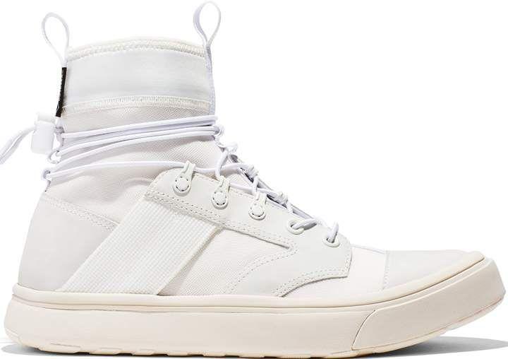 NEW White Converse Jump Boot Gore Tex