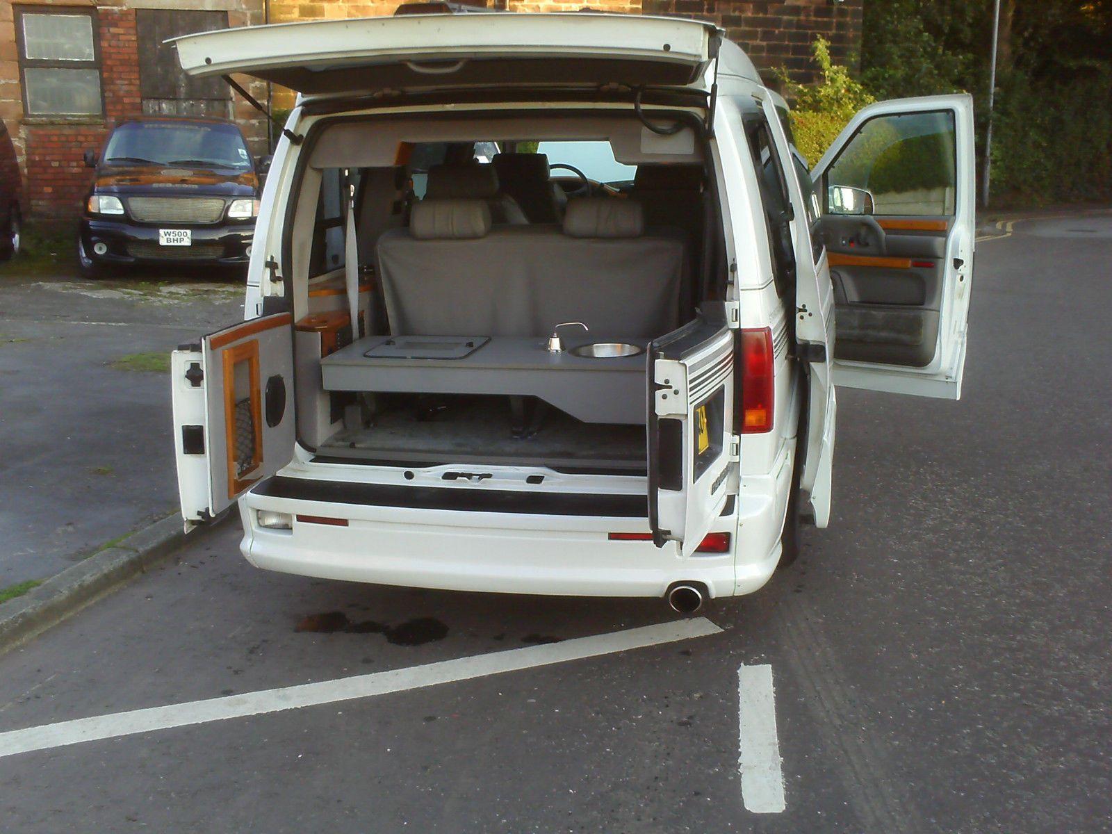 Chevrolet Astro Day Van Gmc Safari Camper Mpv Starcraft Conversion