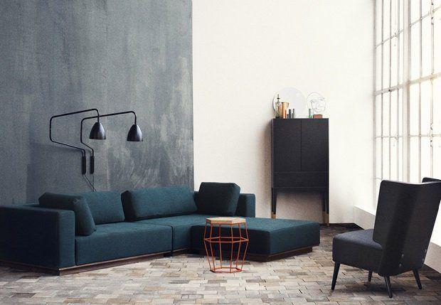 Nuancer af petroleum almuer d eller rubinr d andet wohnzimmer bolia m bel - Renovierungstipps wohnzimmer ...