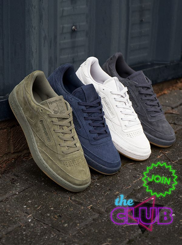 9fca1afe85fb Reebok Club C 85