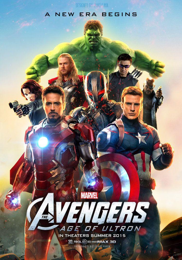Avengers Age Of Ultron Stream English