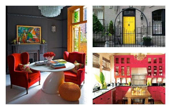Apartment Design Trends 2014 interior design trends 2014 saturated colors | decor | pinterest
