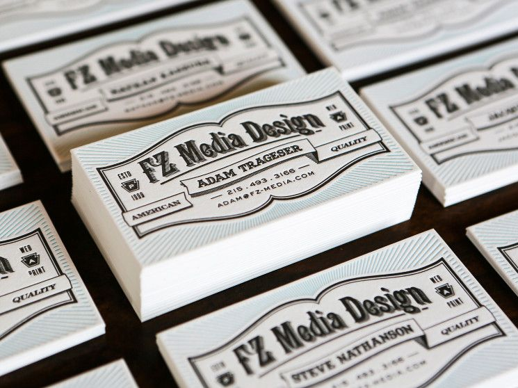 Inspiration: A Collection Vintage Business Card Designs | Business ...