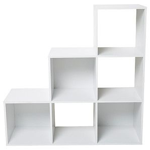 6 Cube Storage Unite White Target Australia Cube Storage