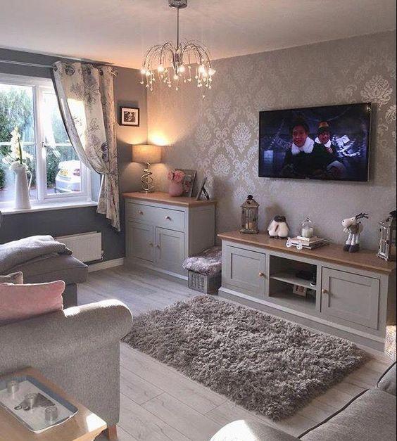 Photo of Living Room Wall Ideas: 20+ Unique DIY Ideas on a Budget | Famedecor.com