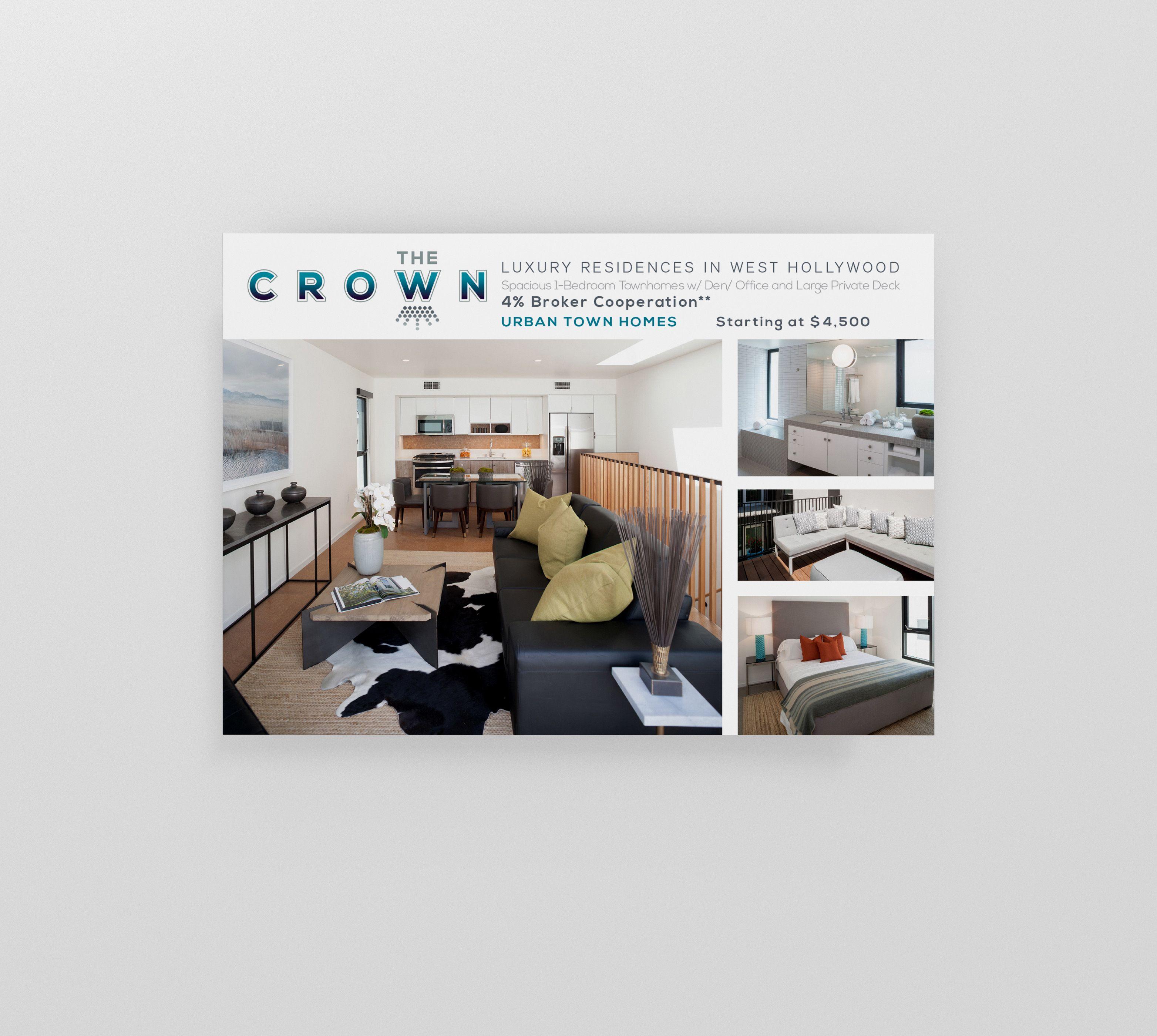 Postcard Design Postcarddesign Thecrown Crown